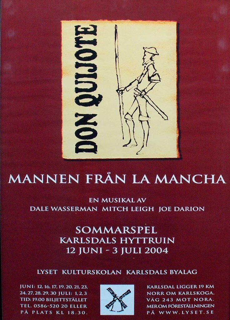 Mannen från La Mancha